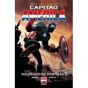 Hq - Capitão América Náufrago Dimensão Z - Completo Em Pdf