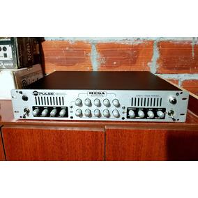 Cabezal De Bajo Mesa Boogie 600w, No Ampeg , Aguilar