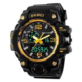 Relógio Masculino Skmei 1155 Original Esporte Militar