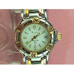 5e9eb536e80 Relógio De Ouro Maciço Masculino Bulova - Relógios De Pulso no ...