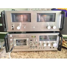 Mitsubishi Da-m10 & Dt-10 Tape Deck E Meter