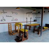 Studio Pilates + 4 Caixas - Novo - Scorpions Fitness