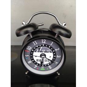 Reloj Despertador Emblema Velocímetro Vocho