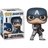 Funko Pop Captain America (450) Avengers Endgame Marvel