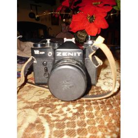Camara Fotografica Marca Zenit Usada Casi Nueva