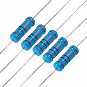 10 Resistor 2,2 Ohms 3w Para Ligar Led 10w Em 12v Frete 7,00