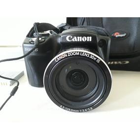 Câmera Canon Powershot Sx500 Is
