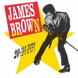 James Brown - 20 All Time Greatest Hits! (vinilo)