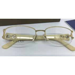 Armação Gucci Oculos De Grau Original Oportunidade 1fc38c2810