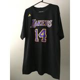 Camisa Tamanho Gg (xl) Los Angeles Lakers adidas