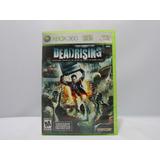 Dead Rising - Xbox 360 ¡fisico-usado!