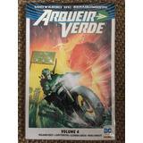 Arqueiro Verde - Dc Renascimento - Volume 4 - Panini