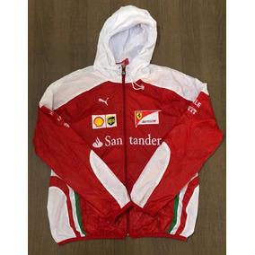 25682d5bee Jaqueta Ferrari Santander - Jaqueta para Masculino no Mercado Livre ...