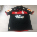 Camisa Flamengo Olympikus 2011 Preta - Futebol no Mercado Livre Brasil 98c18a400b769