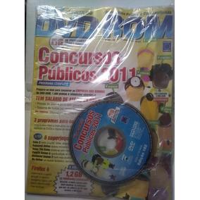 Revista Dvd-rom Concursos Públicos 2011 E Muito Mais Nr. 167