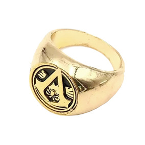 Anillo Envio Gratis Plateado Metal M01 Creed Assassins Odiss