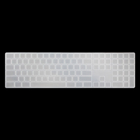 Capa Teclado Silicon Apple Magic Keyboard Transpa A1843/2017
