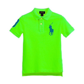 Polo Ralph Lauren Niño Big Pony 100% Original Oportunidad 49e1b9c3e9061