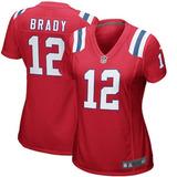 df76bb6e0 Camisa Tom Brady New England Feminina no Mercado Livre Brasil
