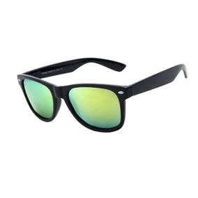 9db5cd63e4894 Oculos Rayban Quadrado Espelhado Verde - Óculos no Mercado Livre Brasil