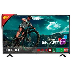 Smart Tv Led 49 Full Hd Ptv49e68dswn, Wi-fi, 3 Hdmi, Usb, M