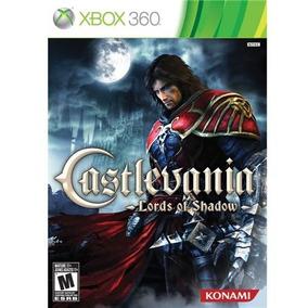 Castlevania Lords Of Shadow Xbox 360 Original Seminovo
