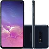 Samsung Galaxy S10e 128gb Tela 5,8 Lacrado Com Nota Fiscal