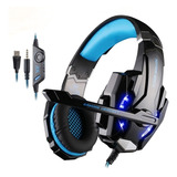 Auriculares Fortnite Gamer Microfono Ps4 Pc Play 4 2k G9000