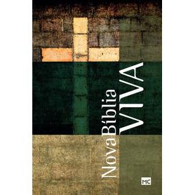 Nova Bíblia Viva Cp Flexível(ultima Tiragem) Ed. Mc