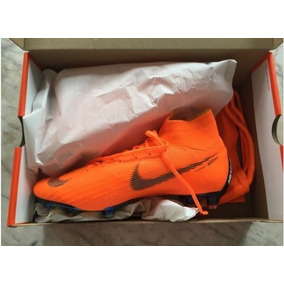 Chuteira Nike Mercurial Superfly 6 Elite Campo - Chuteiras Nike de ... 43913130c4fa9