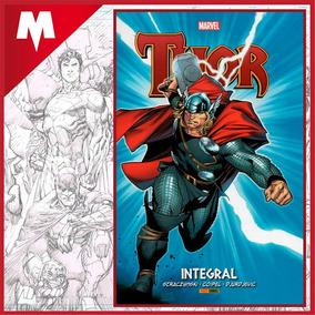 Thor De Joe M. Straczynski Marvel Integral Panini España