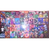 Tarjetas Pepsicards Marvel