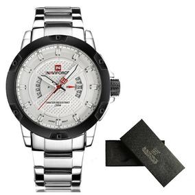 Relógio Esportes / Militar Naviforce Nf9085