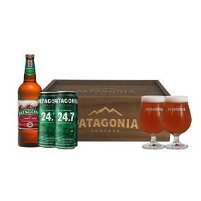 Pack De Cervezas Patagonia + 2 Tulipas