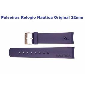 f2fb9497788 Relogio Nautica N14524g 3 Pulseiras - Relógios no Mercado Livre Brasil