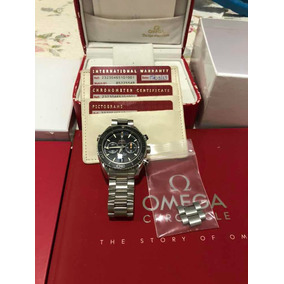 Ômega Planet Ocean Crono 45.5 Mm Calibre 9300, Completo Doc