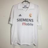 Camisa Real Madrid 2002/2003 Nº 11 Centenário