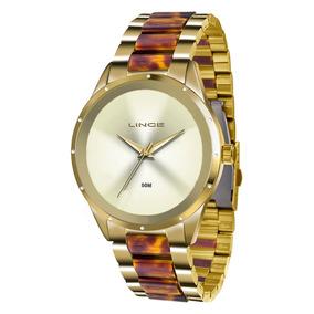 7b6007de752 Relogio Lince Com Pedras - Relógios no Mercado Livre Brasil