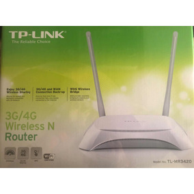 Router 3g/4g Tp-link