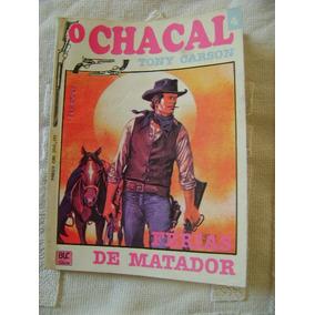 O Chacal No.4 Dez 93 Blc Edições Quase Banca!