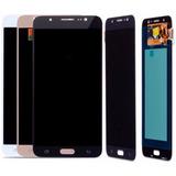 Tela Display Lcd Galaxy J7 Metal J710 J710mn Cbrilho + Cola