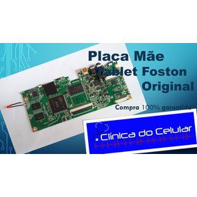 Placa Mãe Tablet Foston Fs M787s ( Retirada De Peças)