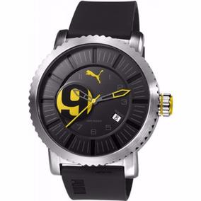 Reloj Puma Pu103851001 Para Hombre Negro