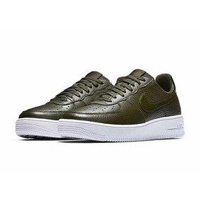 official photos 4b77b 6062b Nike Air Force One Ultra strong Green