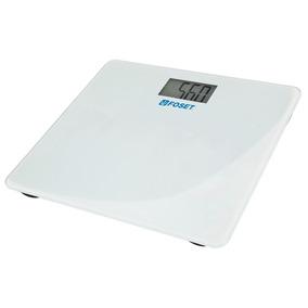 Báscula Digital Hasta 180 Kg Para Baño Foset 49910