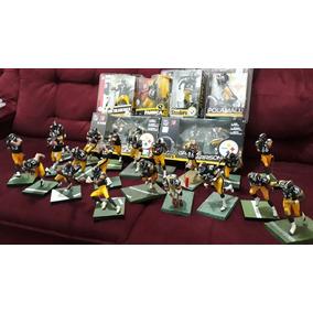 Pittsburgh Steelers Coleção Bonecos Nfl Mcfarlane Toys
