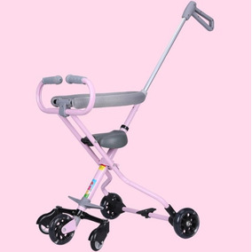 Triciclo Infantil Portátil Dobravel 5 Rodinhas Novidade!!!