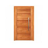 Porta Pivotante Mil - 2,40m X 1,20m - Madeira Maciça Angelim