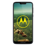 Celular Libre Motorola Moto G7 Power Azul