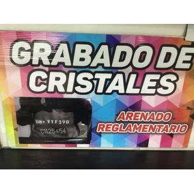 Grabado De Cristales Reglamentario Arenado San Miguel Oferta
